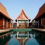 Green Gecko: A Luxurious, Fully Catered Rural Thailand Pool Villa