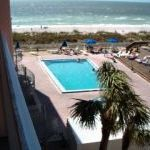 Beachfront Condo Gulf Of Mexico, Spiral Steps To Beach, Heated Pool, Tennis