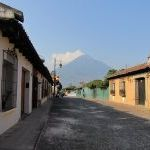 Centric Colonial House In Antigua Guatemala