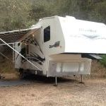Travel Trailer Or Fifth Wheel With 2 Atv Or 1 Rhino Included